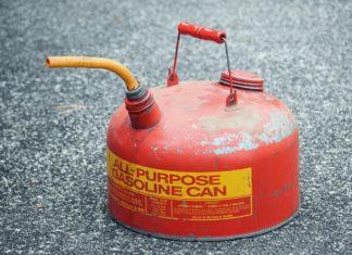 gallon gas can,